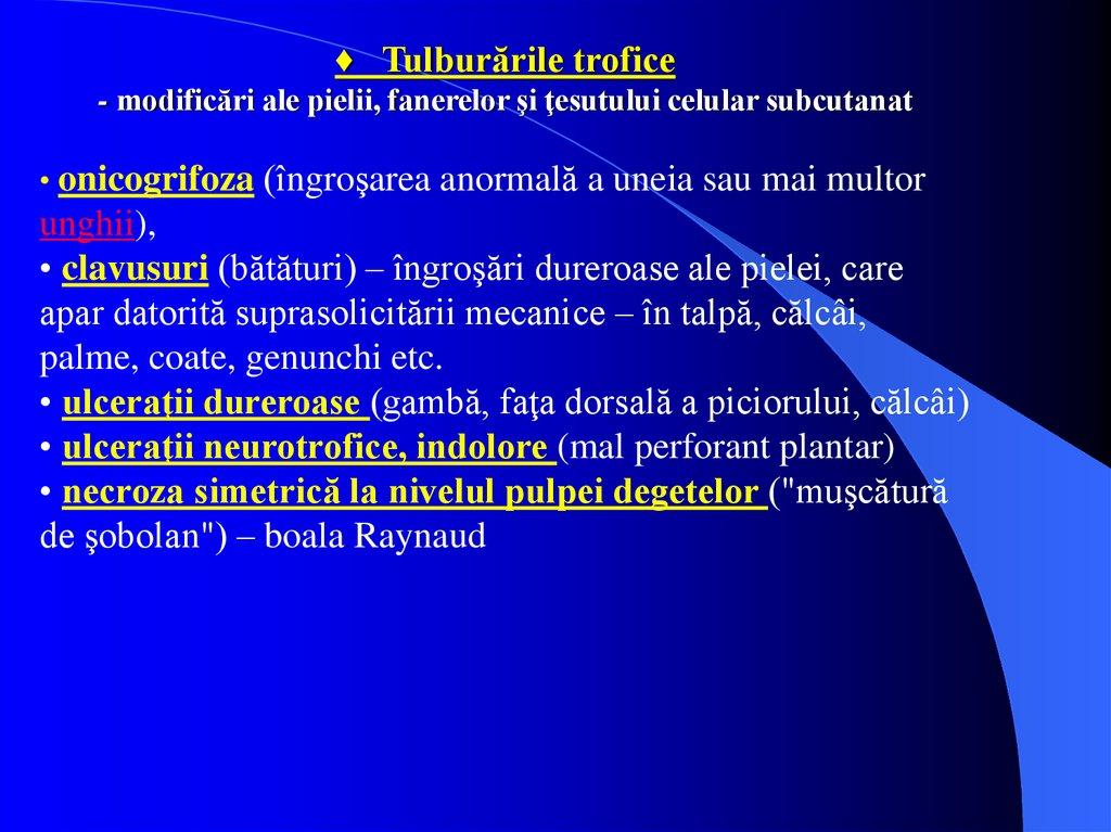 subcutanat varicoză prepact