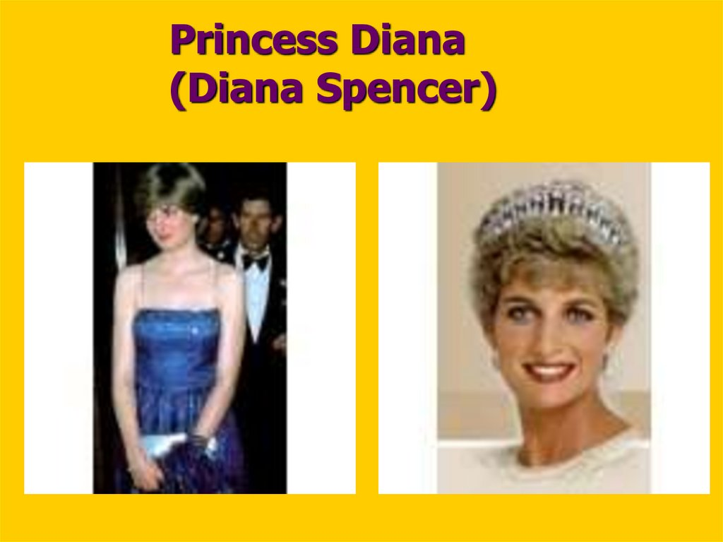 Princess Diana (Diana Spencer)